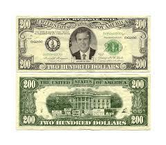 $200 bill