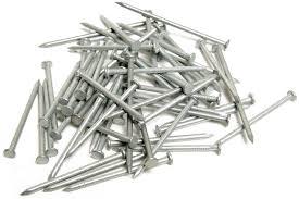 galvanised nails