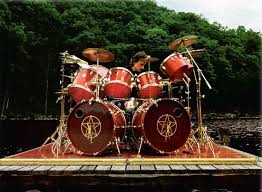 neil peart cymbals