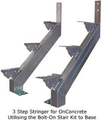 stair steel