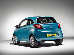 new ford ka pictures