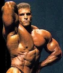 strongest body builder