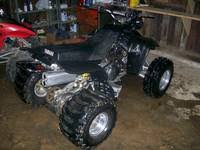 97 yamaha warrior