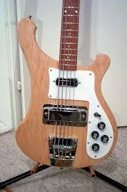 rickenbacker 5 string bass