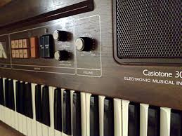 casiotone keyboards
