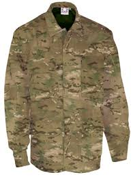 army multicam uniform
