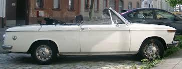 bmw 1602 cabrio