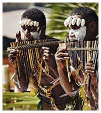 pan pipes instrument