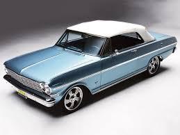 1963 nova convertible