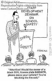 health and safety at school