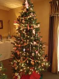 decorated christmas tree gallery