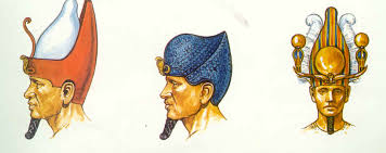 egypt crown