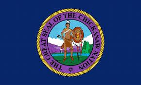 chickasaw flag