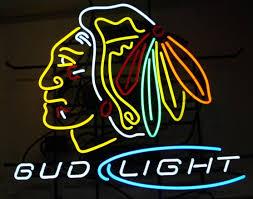 beer neon light
