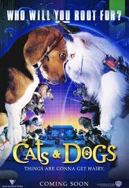 cats vs dogs the movie