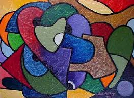 picasso cubism art
