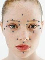 acupressure points face