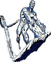 iceman comic