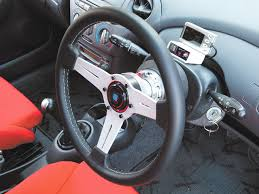 right hand steering