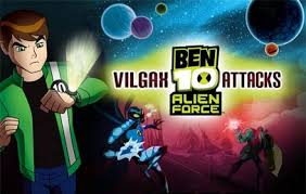 ben 10 vilgax attacks
