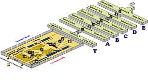 layout of atlanta airport