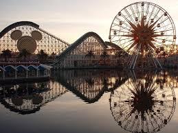american theme park
