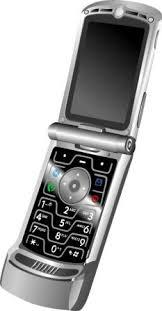 modern cellphone