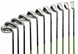 golf clubs iron