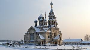 Wallpapers Backgrounds - Church Winter Pictures Wallpapers