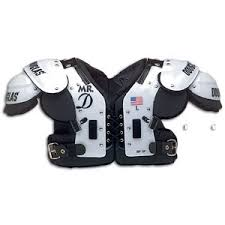 lineman shoulder pads