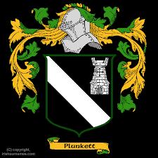 castle family crest