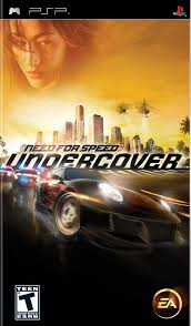 need for speed undercover psp game