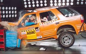 suv crash tests