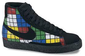 cube shoe