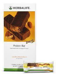 herbalife protein bars