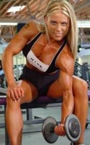 bodybuilders woman
