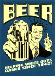 funny beer poster