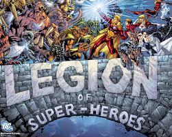 dc comic super heros