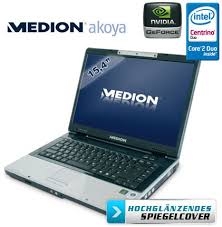 medion notebook