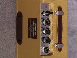 fender mini 57 twin amplifier