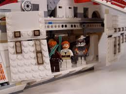 lego republic attack ship