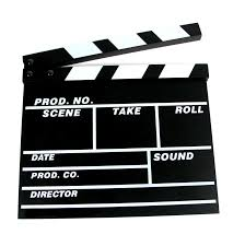 clapper board images