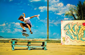 levi brown skateboarding