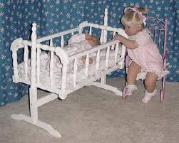 baby doll chair