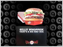 silly whopper