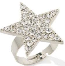 ring with stars