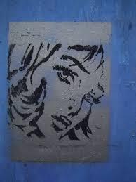 ribbon stencil
