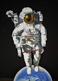 astronaut dress