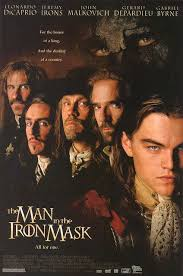 man in the iron mask movie