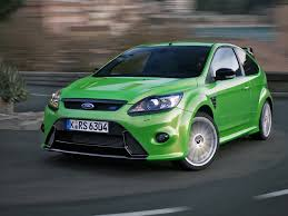 ford focus hp